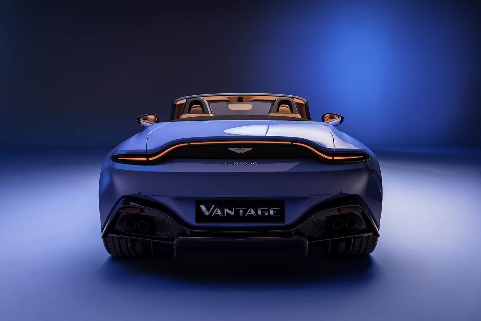 Foto de Aston Martin Vantage Roadster 2020 (8/11)
