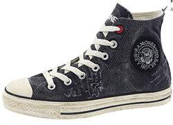 Las Converse Chuck Taylor de los Ramones