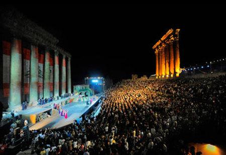Opera en los mejores anfiteatros romanos del mundo (II): Baalbeck International Festival, Líbano