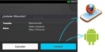 Hacer aplicaciones web instalables en Firefox OS y Android