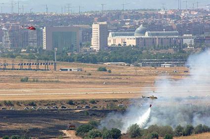 El juez frena a las televisiones: no se emitirán vídeos del accidente de Barajas