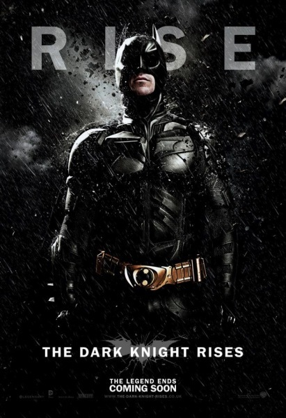 Guapos, guapas y más guapos en la premiere de 'The Dark Knight Rises'