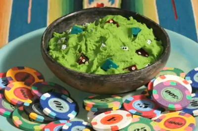 El guacamole que asistió a los Oscar