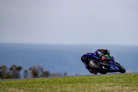 Maverick Vinales Yamaha Motogp 2017 Australia