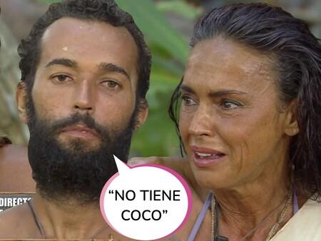 ¡Sancionadas! Omar 'El Negro' desenmascara a sus compañeras: Se chiva de las trampas de Melyssa Pinto y Olga Moreno en 'Supervivientes'