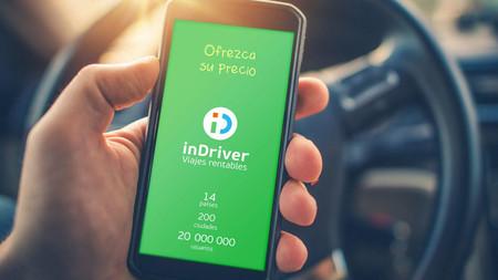 inDriver, el Uber ruso sigue creciendo en México y llegará pronto a Guadalajara, Monterrey, Toluca y Mexicali