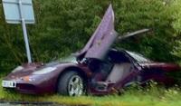 El leñazo de Rowan Atkinson al seguro de su McLaren F1 no lo supera ni Mr. Bean