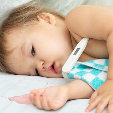 Gripe en bebés y niños: todo lo que debes saber para prevenirla y tratarla