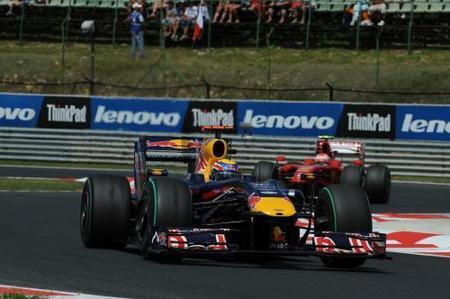Red Bull contará con motores Mercedes la próxima temporada