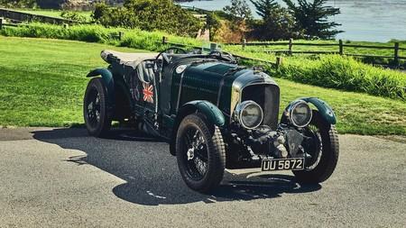 El Bentley Blower regresa en una edición sumamente limitada luego de 90 años