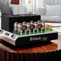 McIntosh estrena el C22 Mk V y el MC1502, sus nuevos amplificadores a válvulas de alta gama