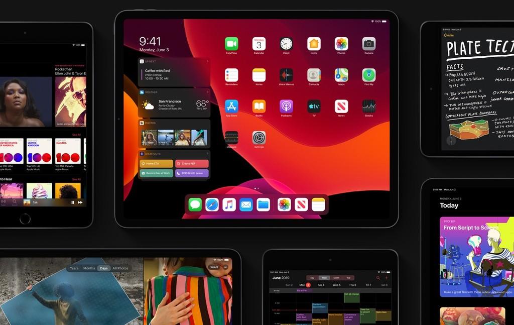 Apple lanza la beta(programa) 4 de iOS℗ 13, iPadOS y tvOS 13 para desarrolladores