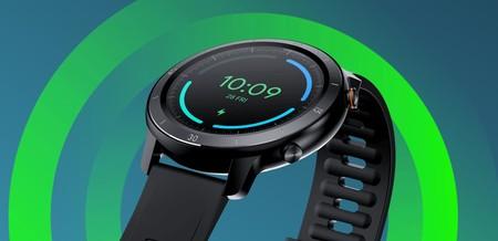 Mobvoi TicWatch GTX, el smartwatch más barato de la marca también es el menos completo