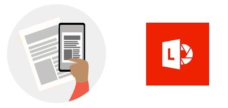 Microsoft Lens es más que un escáner de documentos: ahora transcribe texto, digitaliza tablas y mucho más