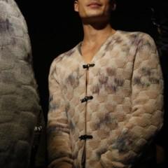 Foto 2 de 5 de la galería en-el-backstage-de-giorgio-armani-otono-invierno-20102011 en Trendencias Hombre