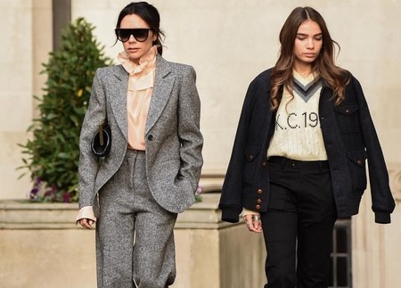 Victoria Beckham da la aprobación fashion a la nueva novia de Brooklyn Beckham (y a su estilo)