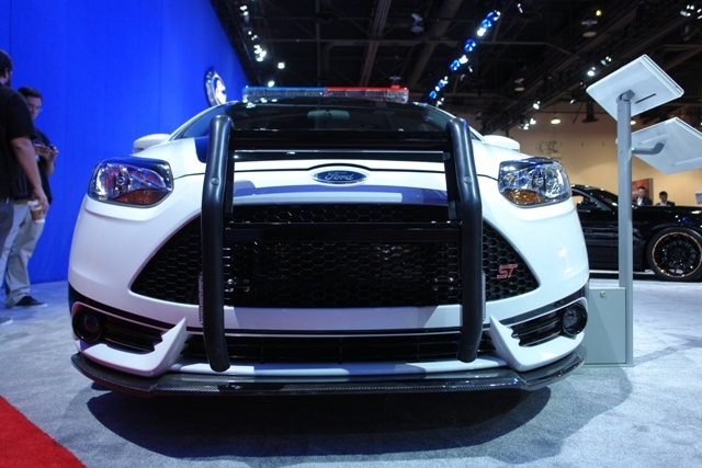 Ford Focus St By Dragg 11 14