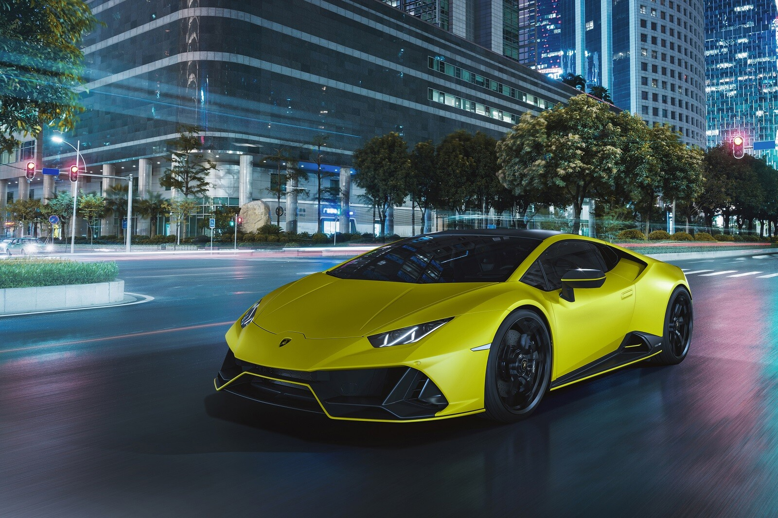 Foto de Lamborghini Huracán EVO Fluo Capsule (24/26)