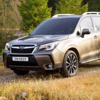 Subaru Forester presumirá su nuevo rostro en el Auto Show de Ginebra