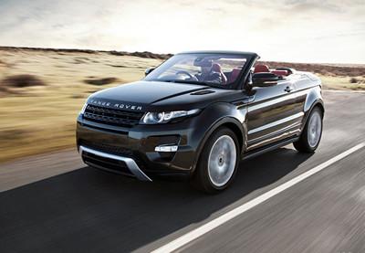 Land Rover podría estar horneando un Evoque Convertible