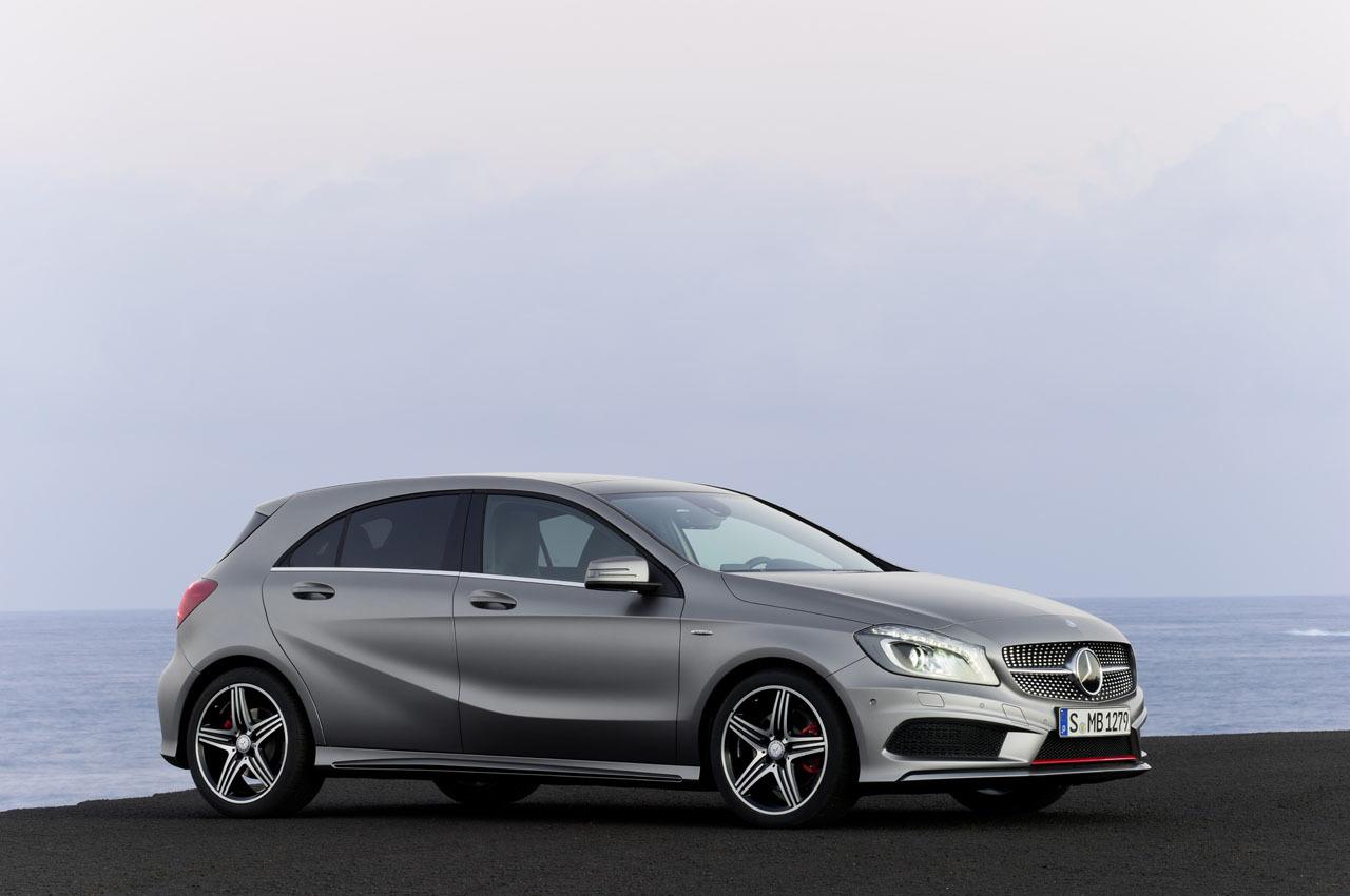 Foto de Mercedes-Benz Clase A 2012 (44/67)