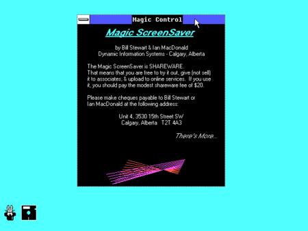 Magicscreensaver
