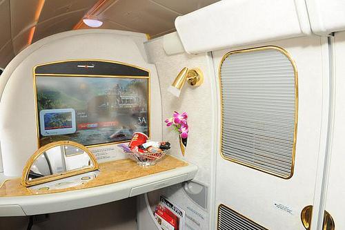 Foto de Emirates Airlines A380  (4/8)