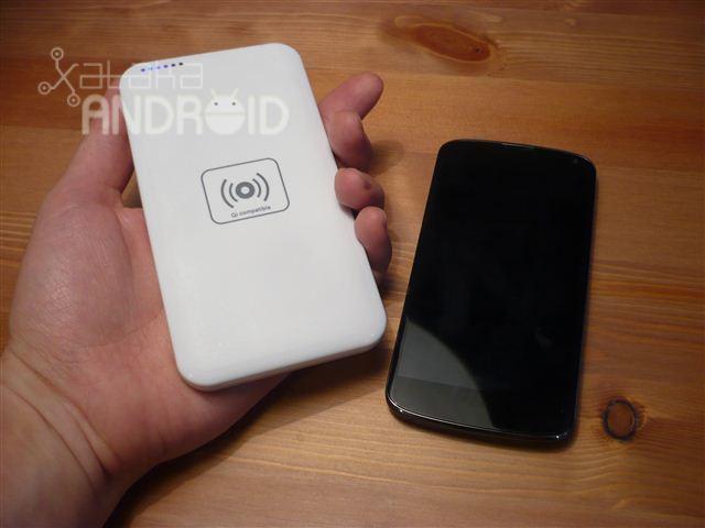 Foto de Wireless Power Bank 4800 mAh (10/13)