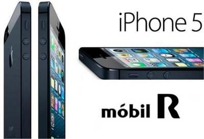 Precios iPhone 5 con móbilR