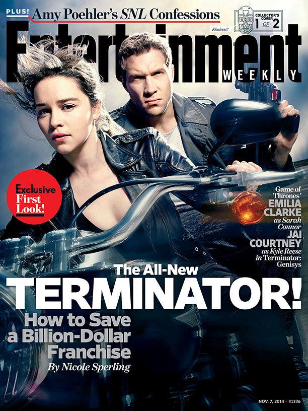 Foto de 'Terminator Genisys', primeras imágenes oficiales (1/2)