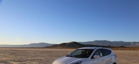 Hyundai tantea un nuevo modelo con pila de combustible de hidrógeno y más autonomía