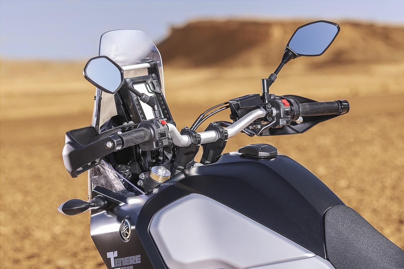 Foto de Yamaha XTZ700 Ténéré 2019 (21/39)