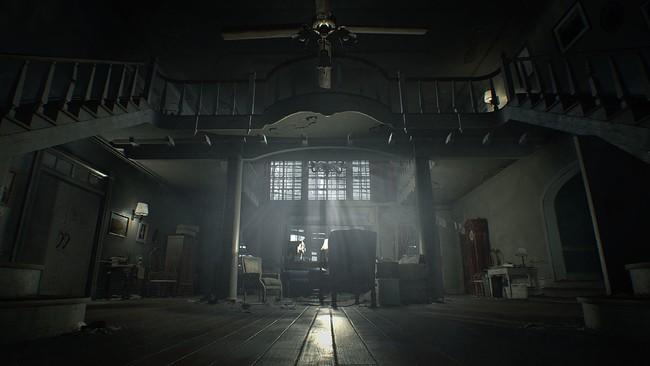 Resident Evil siete Vr 01