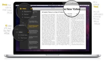 Words: ¿Y si unimos los RSS y las listas de lectura en una sola aplicación?