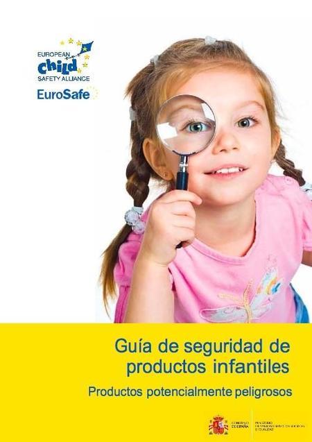 ¿Qué artículos infantiles podrían ser peligrosos? Guía de Seguridad de la Unión Europea
