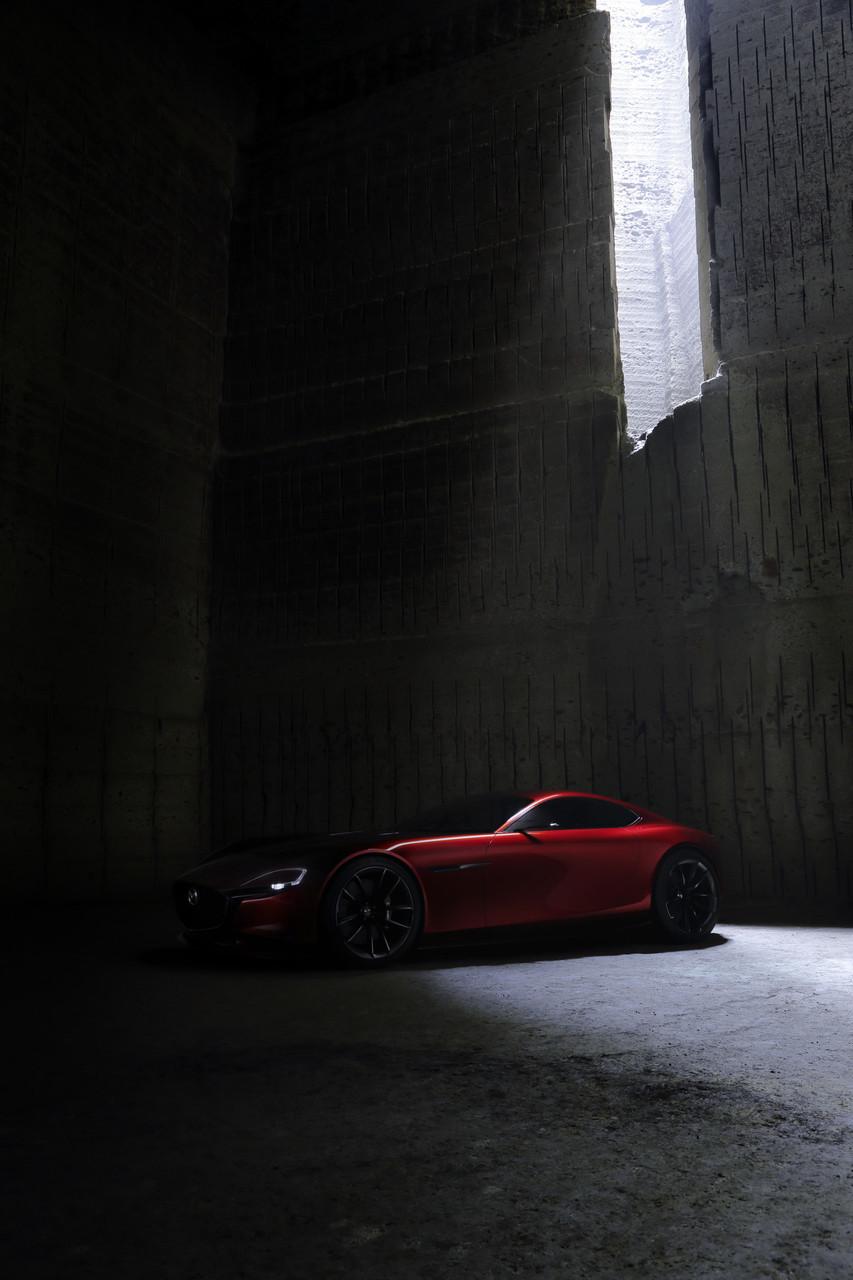 Foto de Concept Mazda RX Vision Tokyo 2015 (6/19)