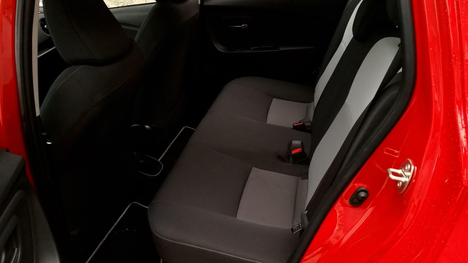 Foto de Pasamos unos días con el Toyota Yaris hybrid-Interiores (10/26)