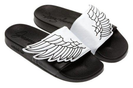 Chanclas Adidas Wings Adilette Slide por Jeremy Scott