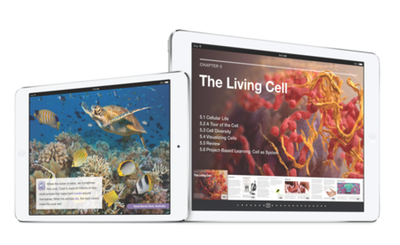 Los libros de texto de iBooks llegan a España
