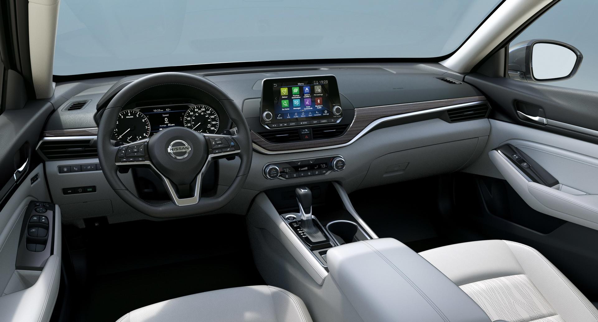 Foto de Nissan Altima 2019 (10/19)
