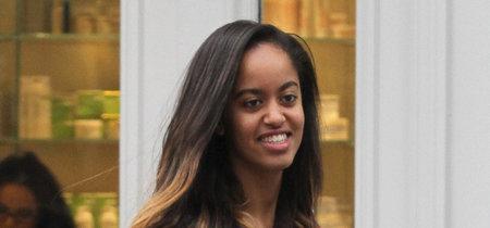 Esta firma lowcost se ha convertido en la favorita de Malia Obama. Y no, no es Zara