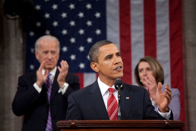 Obama2010 State Of The Union