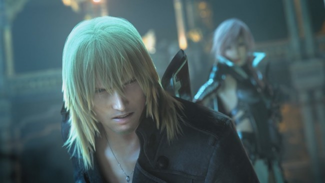 FFXIII Lightning Retruns