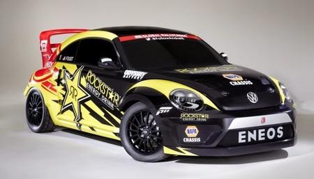 Volkswagen elige a Tanner Foust y Scott Speed para su asalto al GRC