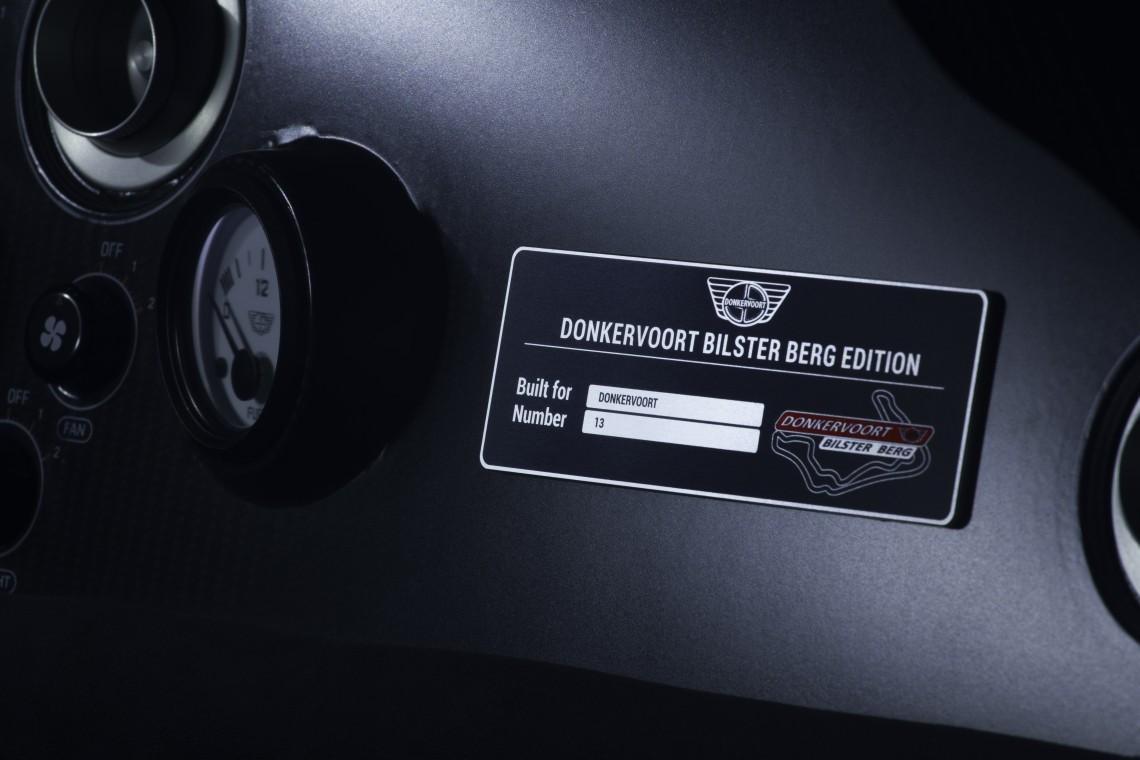 Foto de Donkervoort D8 GTO Bilster Berg Edition (9/10)