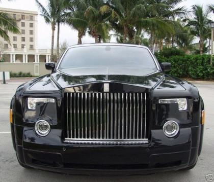Pimp my Rolls: Rolls-Royce Phantom Centurion