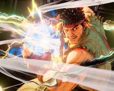 Las nuevas imágenes de Street Fighter V son como un hadouken directo en tu cara [E3 2015]
