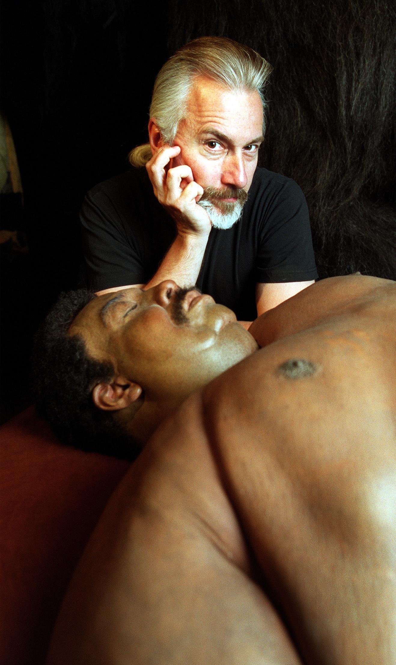 Foto de Rick Baker, fotografías de su impresionante trabajo en el cine (8/10)