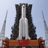 'Tianhe' será la estación espacial de China: a punto de lanzar el primer módulo, esperan tenerla operativa en 2022