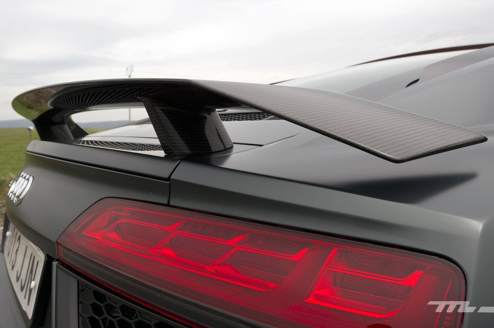 Audi R8 V10 Plus Prueba 29 39